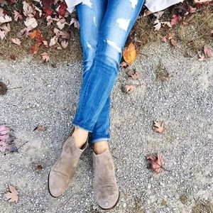 Sam Edelman Shoes - Sam Edelman Petty Ankle Chelsea Boot Booties Suede